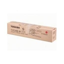Origineel TOSHIBA T-FC55EM Toner magenta standaard capaciteit 26.500 paginas 1 stuk
