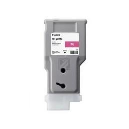 Origineel Canon PFI-207M inkt magenta standaard capaciteit 300ml 1 stuk