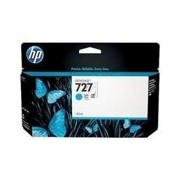HP 727 Origineel inkt cyan...