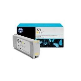 Origineel HP 771C inkt geel...