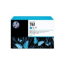 HP 761 Origineel inkt cyan...