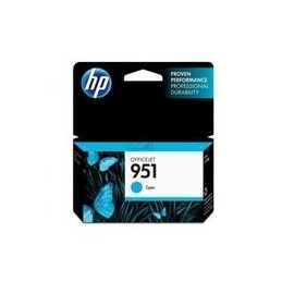 HP 951 Origineel inkt cyan...