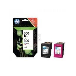 Origineel HP 300 inkt zwart...