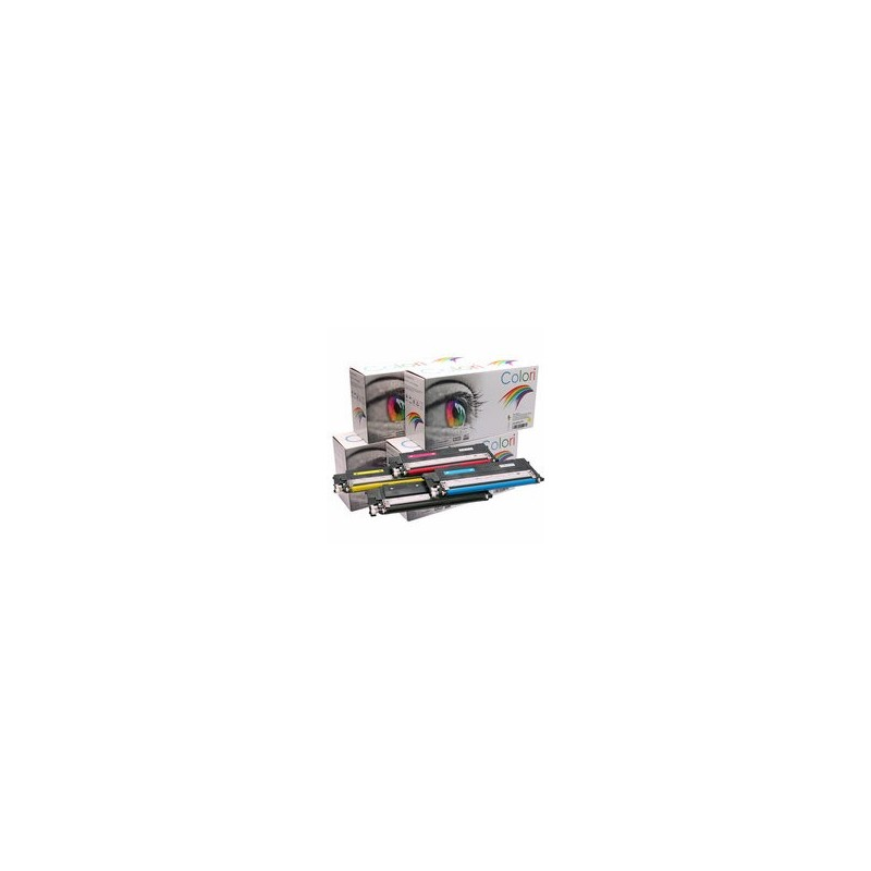 compatible Set 4x Toner voor HP 117A Laser 150 MFP 178 179 van Colori