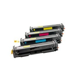 compatible Set 4x Toner voor HP 207A M255 M282 M283 van Huismerk