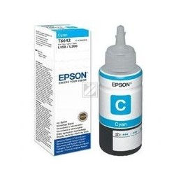 Epson inkt T6642 inkt cyan 70ml 1 stuk