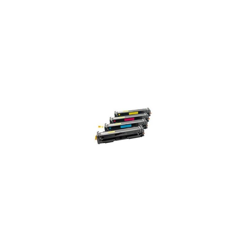 compatible Set 4x Toner voor HP 207A 207X M255 M282 M283 van Huismerk