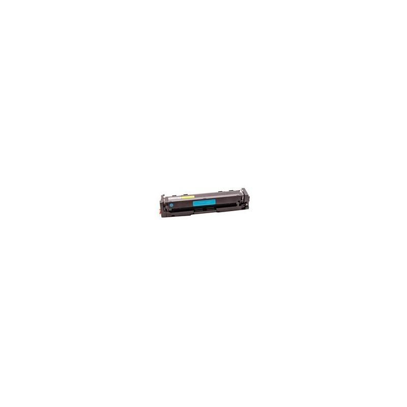 compatible Toner voor HP 207X W2211X M255 M282 M283 cyan van Huismerk