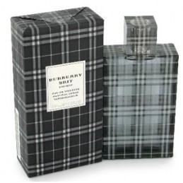 Burberry - Brit man Eau de toilette-200 ml