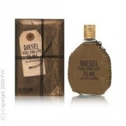 Diesel - Fuel for life men Eau de toilette-50 ml