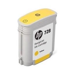 Origineel HP 728 40-ml geel...
