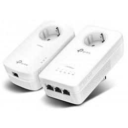 TP-LINK AV1200 1200 Mbit s Ethernet LAN Wi-Fi Wit 2 stuk(s)