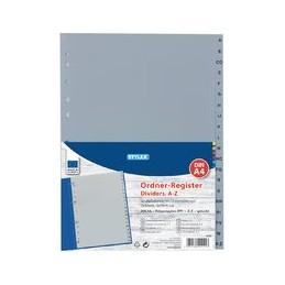 tab folder, DIN A4, A - Z