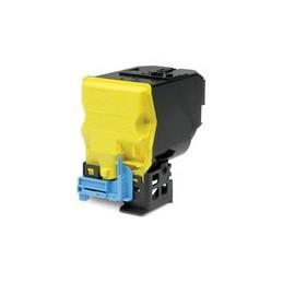 compatible Toner voor Epson Workforce AL-C300 geel van Huismerk