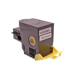 compatible Toner voor Lexmark CX510 geel 4000 paginas van Huismerk