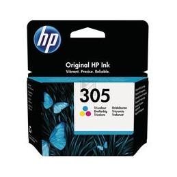 HP 305 Tri-color Origineel inkt cartridge