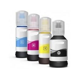 compatible Ecotank Nachfüllflasche voor Epson 102 geel van Huismerk
