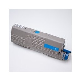 compatible Toner voor Oki ES5432 ES5442 ES5463 ES5473 cyan van Huismerk