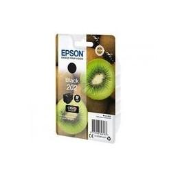 Epson 202 zwart inkt cartridge sec