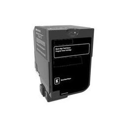 compatible Toner voor Lexmark 78C0 zwart 2000 paginas van Huismerk