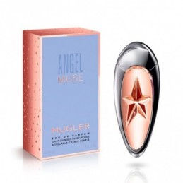 Thierry Mugler - Angel Muse Eau de parfum-100 ml navulling
