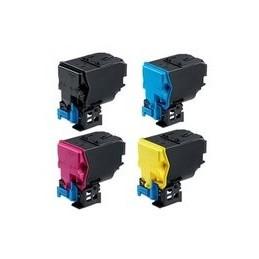 compatible Toner voor Minolta TNP48 cyan Bizhub C3350 C3850 van Huismerk