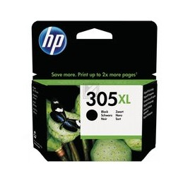HP 305XL High Yield zwart Origineel inkt cartridge