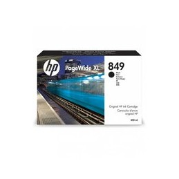 HP 849 400-ml zwart PageWide XL inkt Crtg