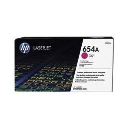 HP 654A Origineel Toner magenta standaard capaciteit 15.000 paginas 1 stuk