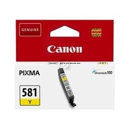 Origineel Canon inkt CLI-581 Y