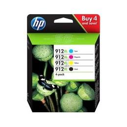 Origineel HP 912XL 4-pack...