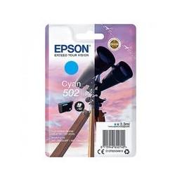 Epson Singlepack cyan 502...