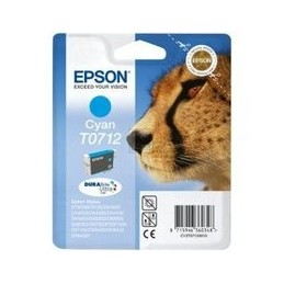 Epson T0712 inkt cyan...