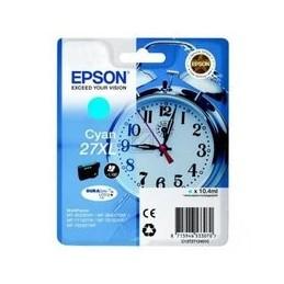 Epson 27XL inkt cyan hoge...