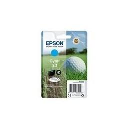 Epson Singlepack cyan 34 -...