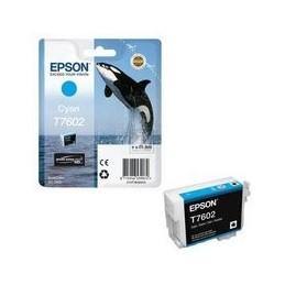Epson T7602 inkt cyan hoge...