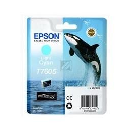 Origineel Epson T7605 inkt...