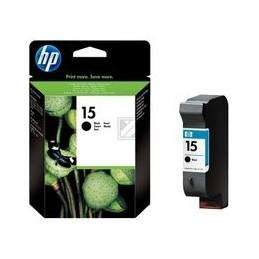Origineel HP 15 inkt zwart...