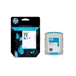HP 72 Origineel inkt cyan...