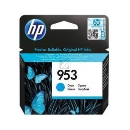 HP 953 inkt cartridge cyan...