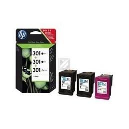 Origineel HP 301 inkt zwart...