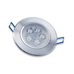 LED warm wit Downlight rond...