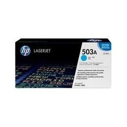 Origineel HP 503A Colour LaserJet Toner cyan standaard capaciteit 6.000 paginas 1 stuk