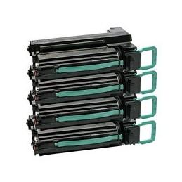 compatible Set 4x Toner voor Lexmark C792 X792 van Huismerk