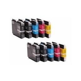 compatible Set 10x inkt...