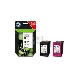 Origineel HP 302 inkt Combo...
