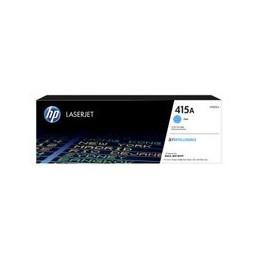 HP 415A cyan LaserJet toner...