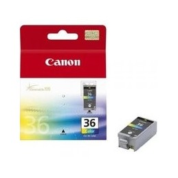Canon Cli-36 Inkt Tri-color Standaardkapazität 12ml 249 Paginas 1 Stuk