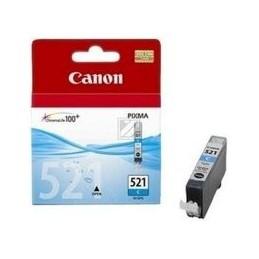 Canon Cli-521c Inkt Cyan Standaardkapazität 9ml 505 Paginas 1 Stuk