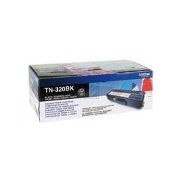Origineel Brother Tn-320 Toner Zwart Standaard Capaciteit 2.500 Paginas 1 Stuk